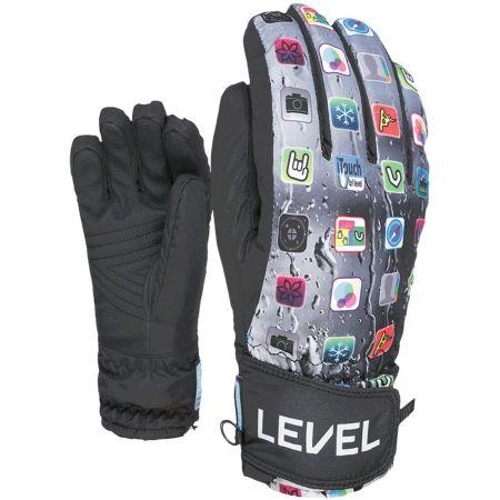 Dětské lyžařské rukavice - Level JUKE JR - 2