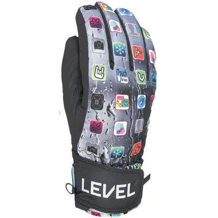 Level JUKE JR - Dětské lyžařské rukavice