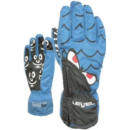 Dětské lyžařské rukavice - Level LUCKY - 2