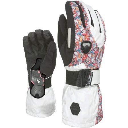 Dámské snowboardové rukavice - Level BUTTERFLY W - 2