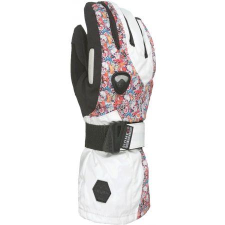 Dámské snowboardové rukavice - Level BUTTERFLY W - 1