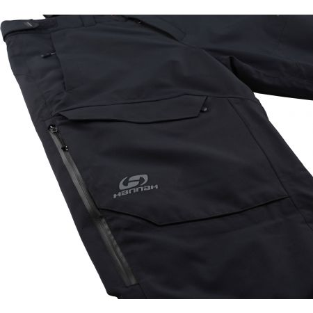 Pánské lyžařské kalhoty - Hannah KASEY - 5