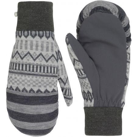 Dámské vlněné rukavice - KARI TRAA AKLE MITTEN