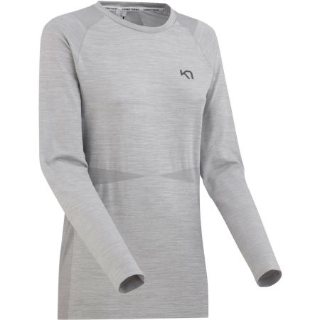 Dámské sportovní triko - KARI TRAA MARIT LS - 1