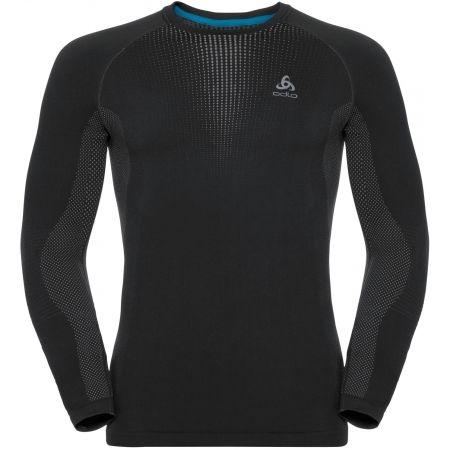 Odlo SUW MEN'S TOP L/S CREW NECK PERFORMANCE WARM - Pánské tričko