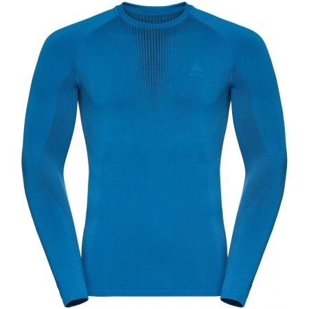 Odlo SUW MEN'S TOP L/S CREW NECK PERFORMANCE WARM