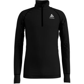 Odlo BL TOP TURTLE NECK L/S HALF ZIP ACTIVE WARM - Dětské tričko