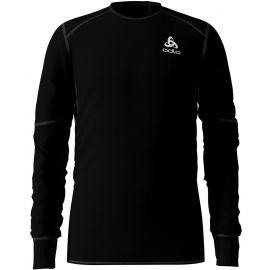 Odlo BL TOP CREW NECK L/S ACTIVE X-WARM KIDS - Dětské tričko