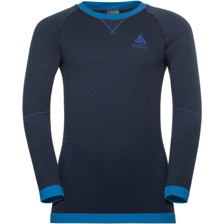 Odlo SUW KIDS TOP L/S CREW NECK PERFORMANCE WARM