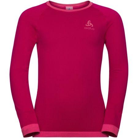 Odlo SUW KIDS TOP L/S CREW NECK PERFORMANCE WARM - Dětské tričko