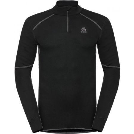 Odlo SUW MEN'S TOP L/S 1/2 ZIP TURTLE NECK ACTIVE X-WARM - Pánské tričko 1/2 zip