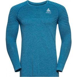 Odlo T-SHIRT L/S CREW NECK SEAMLESS ELEMENT - Pánské tričko s dlouhým rukávem