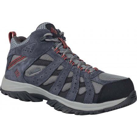 Pánská outdoorová obuv - Columbia CANYON POINT MID WP - 1