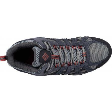 Pánská outdoorová obuv - Columbia CANYON POINT MID WP - 5