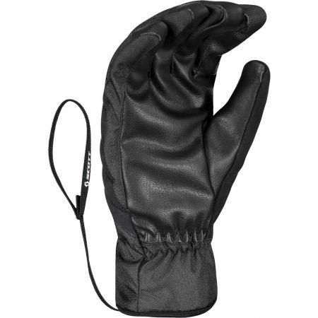 Pánské lyžařské rukavice - Scott ULTIMATE HYBRYD GLOVE - 2