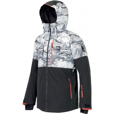 Picture STONE - Pánská zimní bunda