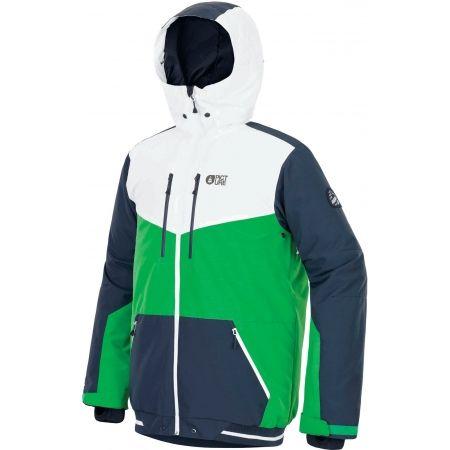 Pánská zimní bunda - Picture PANEL - 1