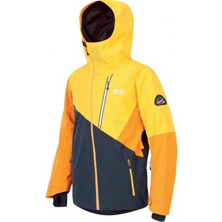 Pánská zimní bunda - Picture ALPIN - 1