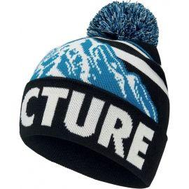 Picture BERNIE - Zimní čepice