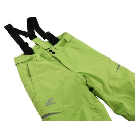 Dětské lyžařské kalhoty - Hannah KAROK JR - 3