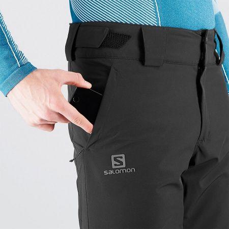 Pánské lyžařské kalhoty - Salomon STORMSEASON - 5