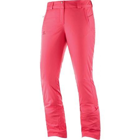 Salomon STORMSEASON - Dámské lyžařské kalhoty