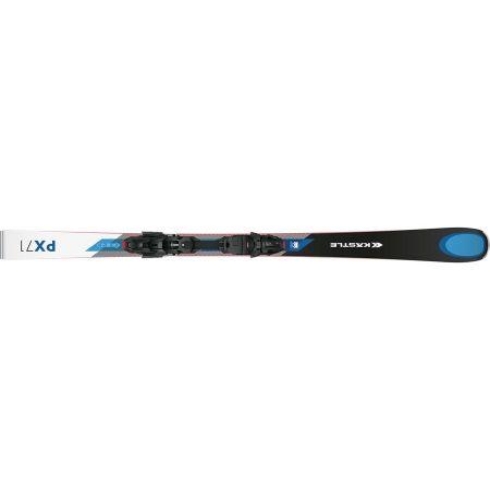 Sjezdové lyže - Kästle PX71 PREM + K12 TRI GW - 2