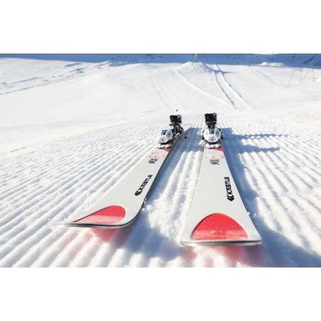 Sjezdové lyže - Kästle MX67 TRIFLEX BASE L162 + K12 TRI GW - 4
