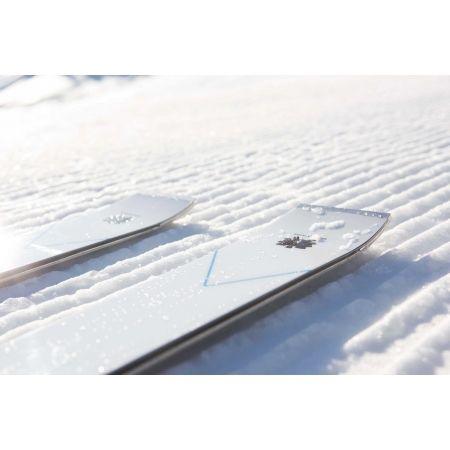Sjezdové lyže - Kästle MX74 TRIFLEX BASE L162 + K12 TRI GW - 6
