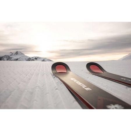 Sjezdové lyže - Kästle RX12 SL RACE PLATE + K14 FREEFLEX EVO - 7