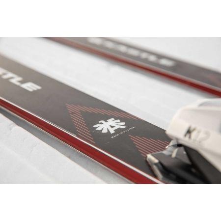 Sjezdové lyže - Kästle RX12 SL RACE PLATE + K14 FREEFLEX EVO - 8