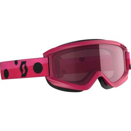 Scott AGENT JR AMPLIFIER - Dětské lyžařské brýle