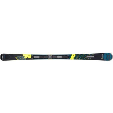 Pánské sjezdové lyže - Rossignol REACT R8 HP + NX 12 KONECT GW - 2