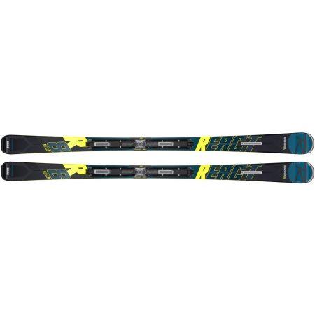 Pánské sjezdové lyže - Rossignol REACT R8 HP + NX 12 KONECT GW - 3