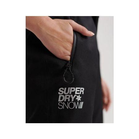 Dámské lyžařské kalhoty - Superdry SD SKI RUN PANT - 4