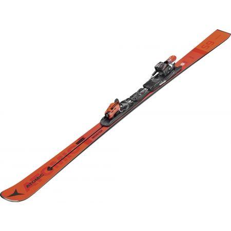 Unisex sjezdové lyže - Atomic REDSTER S9 + X 12 TL GW - 4