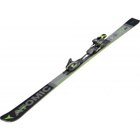Unisex sjezdové lyže - Atomic REDSTER X7 WB + FT 12 GW - 4