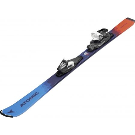 Dětské sjezdové lyže - Atomic VANTAGE JR 100-120 + C 5 GW - 3