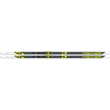 Běžecké lyže na bruslení - Fischer LS SKATE + RACE SKATE - 2