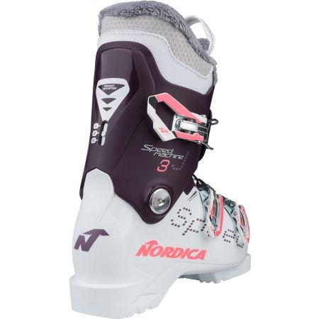 Dětské lyžařské boty - Nordica SPEEDMACHINE J 3 - 4