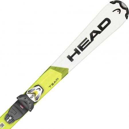 Dětské sjezdové lyže - Head SUPERSHAPE TEAM SLR PRO + SLR 7.5 - 1