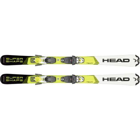 Dětské sjezdové lyže - Head SUPERSHAPE TEAM SLR PRO + SLR 7.5 - 5