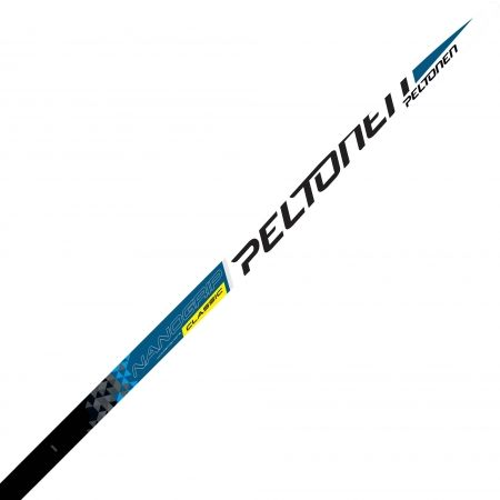 Klasické běžecké lyže s podporou stoupání - Peltonen NANOGRIP FACILE NIS + PERFORM CL - 1