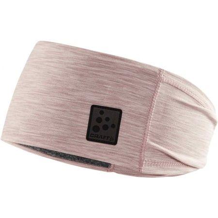 Craft MICROFLEECE - Funkční čelenka