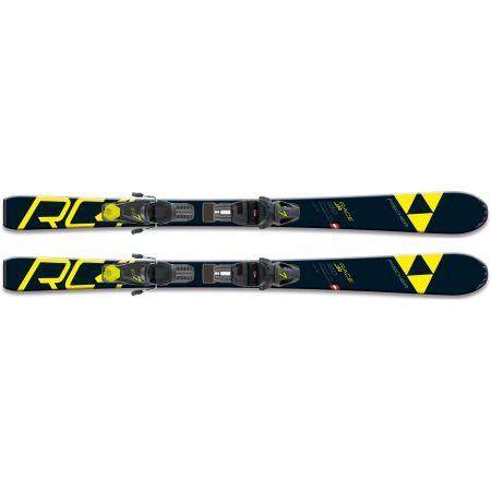Juniorské sjezdové lyže - Fischer RC4 RACE JR. + FJ7 SLR - 3