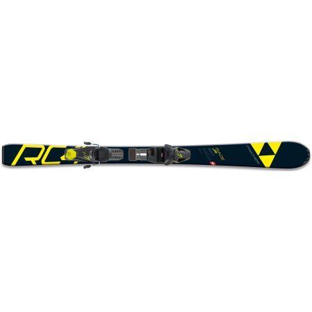 Juniorské sjezdové lyže - Fischer RC4 RACE JR. + FJ7 SLR - 2
