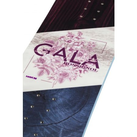 Dámský snowboard set - Rossignol GALA + GALA S/M - 4