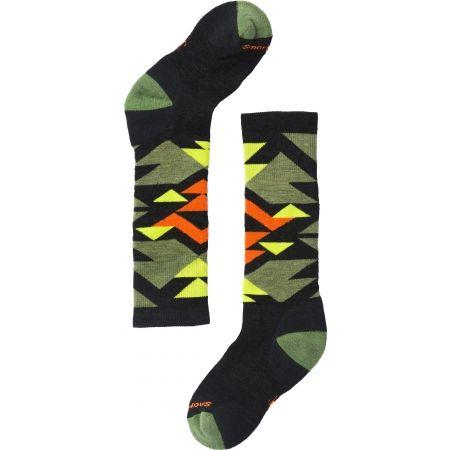 Dětské zimní ponožky - Smartwool WINTERSPORT NEO NATIVE