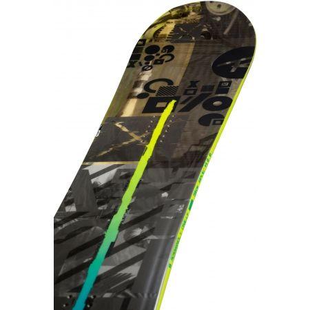 Pánský snowboard set - Rossignol ONE LF WIDE + CUDA M/L - 3