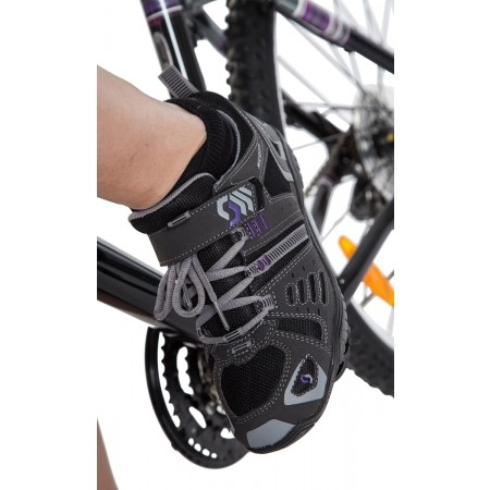 Dámské cyklistické tretry - Scott TRAIL LADY - 4